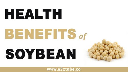 Health Benefits of Soy Beans